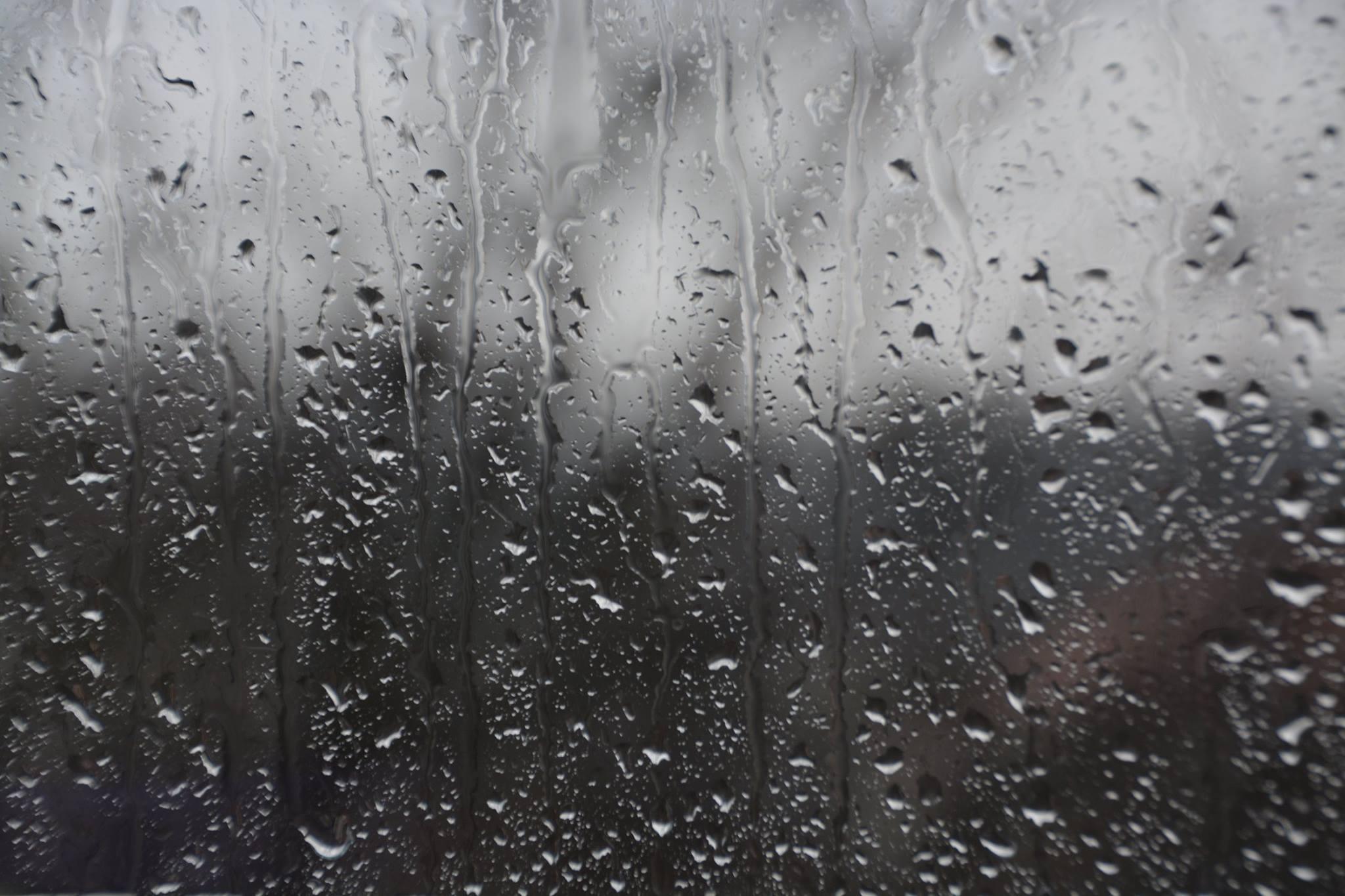 pogoda deszcz