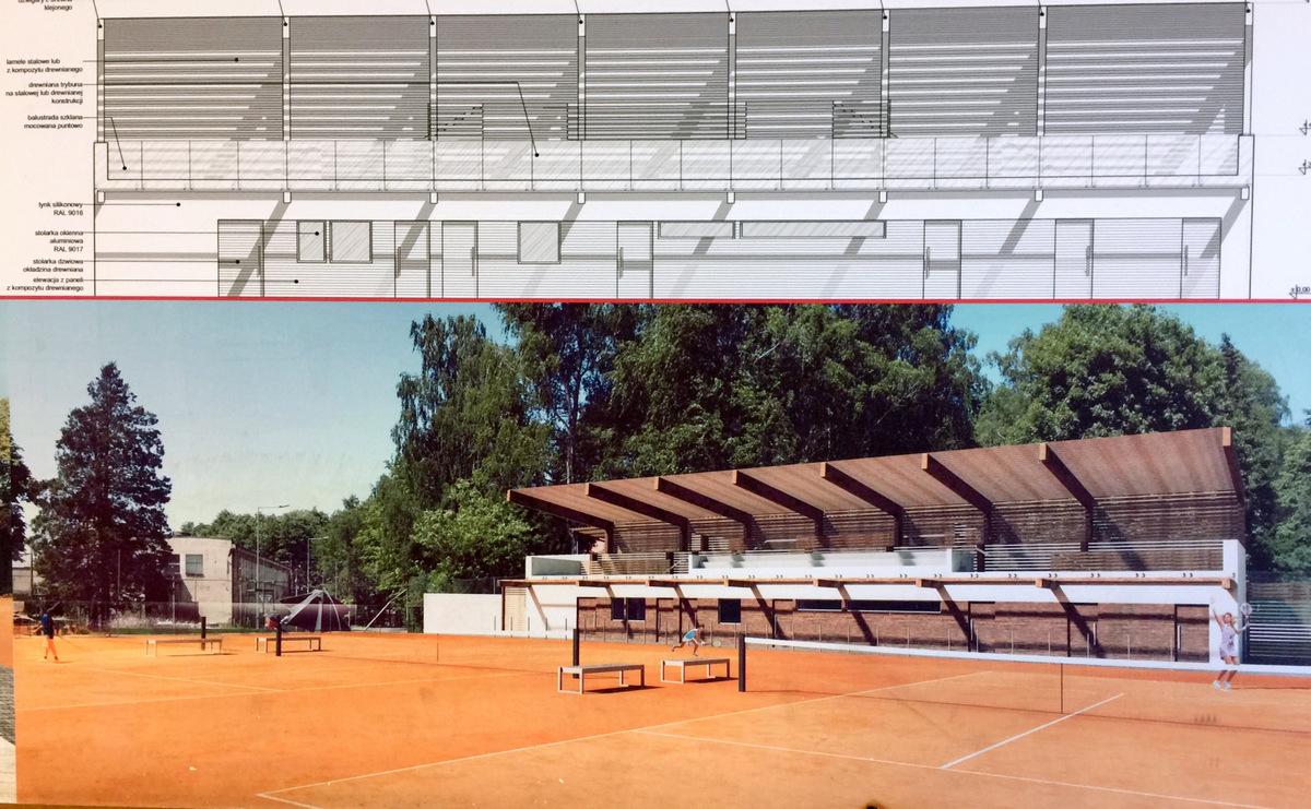 2018.05.08. Korty tenisowe czeka rewitalizacja 2